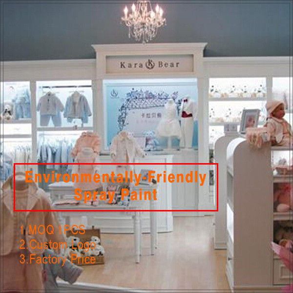 Nice fashion popular retail Kids Clothing Store interior design Tedarikçi